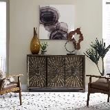 Liberty Furniture | Accents 3 Door Accents Cabinet in Richmond,VA 18446