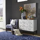 Liberty Furniture | Accents 3 Drawer Accent Cabinet in Charlottesville, Virginia 17149