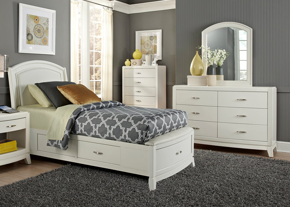 Liberty Furniture | Youth Full One Sided Storage 3 Piece Bedroom Sets in Washington D.C, MD 1313