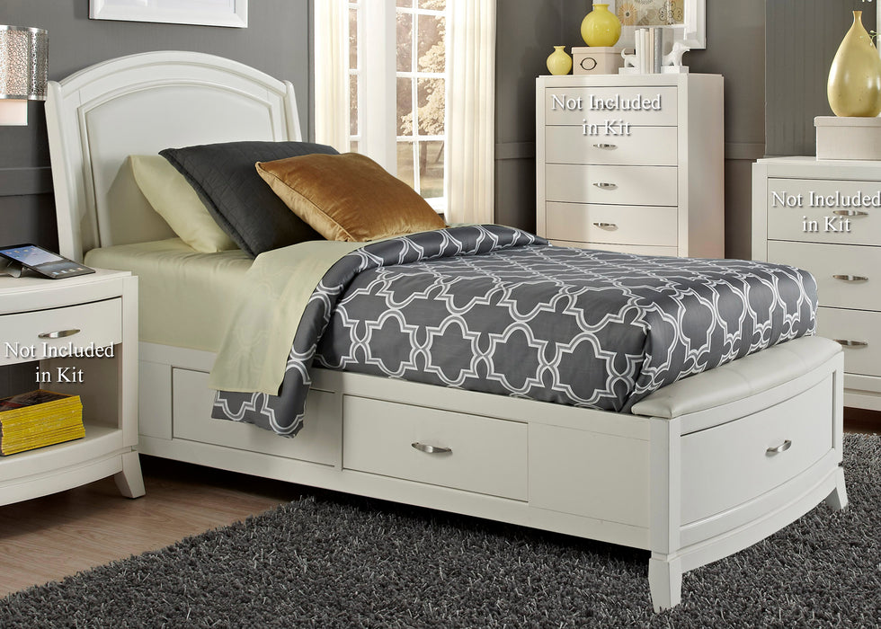 Liberty Furniture | Youth Full One Sided Storage Beds in Hampton(Norfolk), Virginia 1281