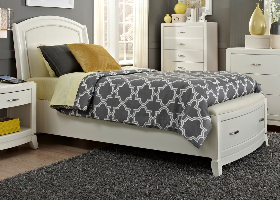 Liberty Furniture | Youth Full Leather Storage Beds in Hampton(Norfolk), Virginia 1273