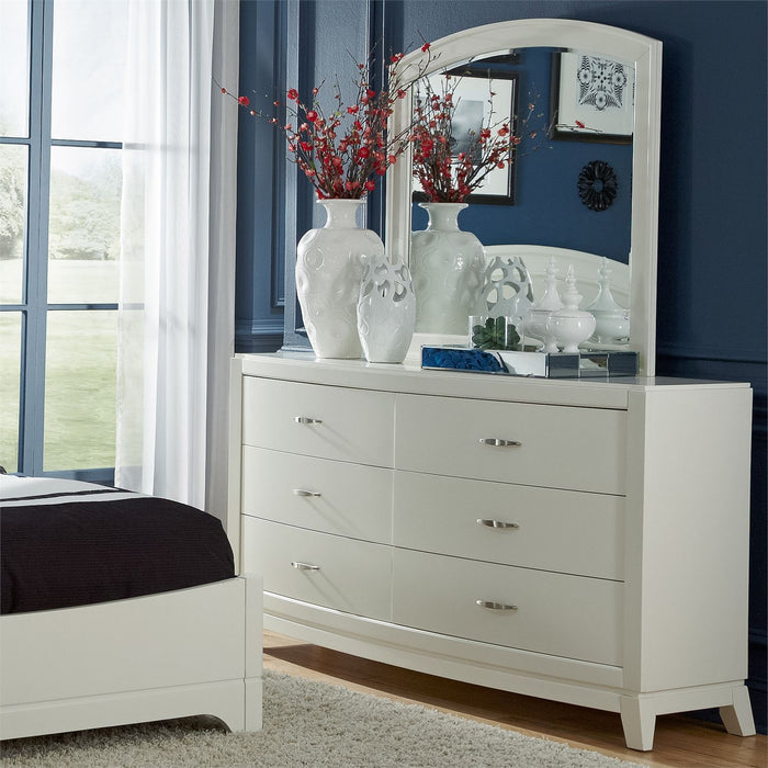 Liberty Furniture | Bedroom King Panel 4 Piece Bedroom Set in Frederick, MD 8458