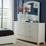 Liberty Furniture |  Bedroom Dresser & Mirror in Winchester, Virginia 8386