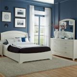 Liberty Furniture | Bedroom Queen Panel 5 Piece Bedroom Set in Pennsylvania 8462