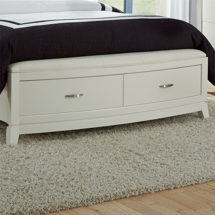 Liberty Furniture | Bedroom King Storage Bed in Washington D.C, Northern Virginia 8424