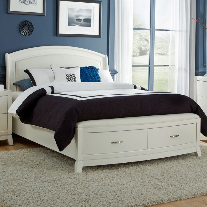 Liberty Furniture | Bedroom King Storage 4 Piece Bedroom Set in New Jersey, NJ 8499