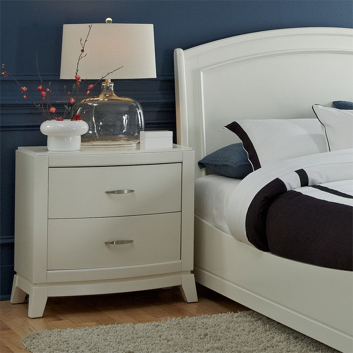Liberty Furniture | Bedroom King Panel 4 Piece Bedroom Set in Frederick, MD 8461