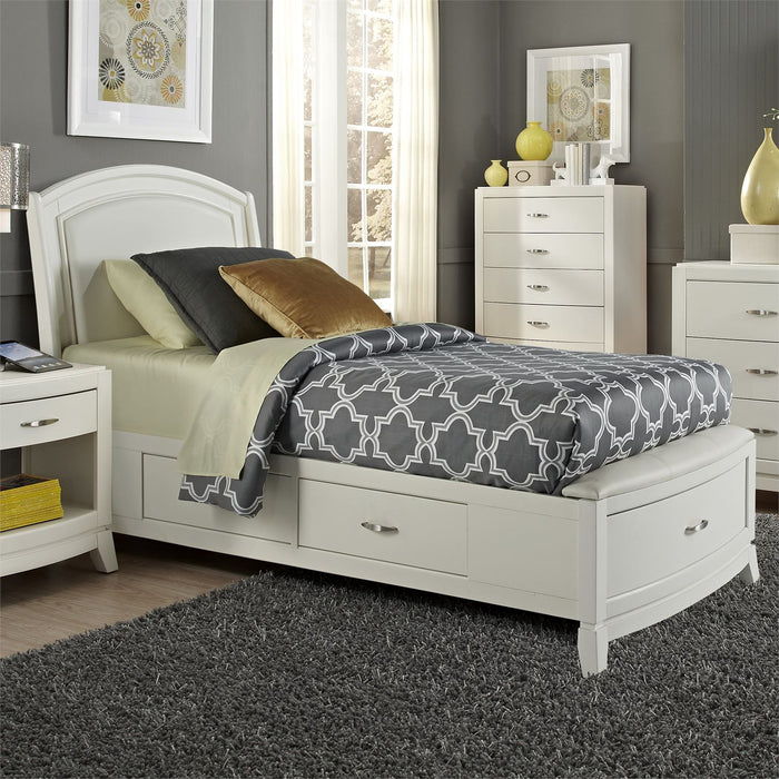 Liberty Furniture | Youth Full One Sided Storage 3 Piece Bedroom Sets in Washington D.C, MD 1314