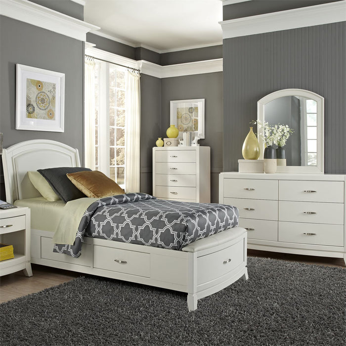 Liberty Furniture | Youth Twin One Sided Storage 3 Piece Bedroom Sets in Annapolis, MD 1309