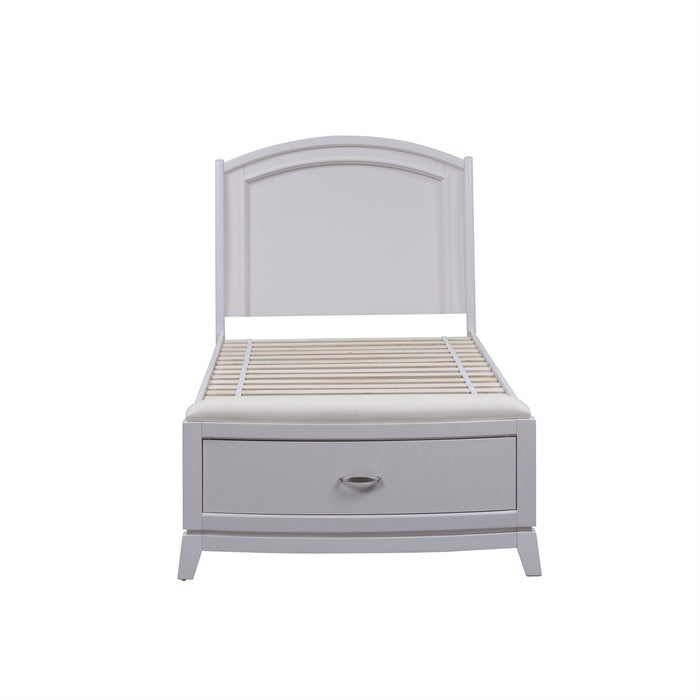 Liberty Furniture | Youth Twin Leather Storage Beds in Lynchburg, Virginia 8958