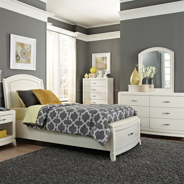 Liberty Furniture | Youth Twin Leather Storage 3 Piece Bedroom Sets in Frederick, MD 1301