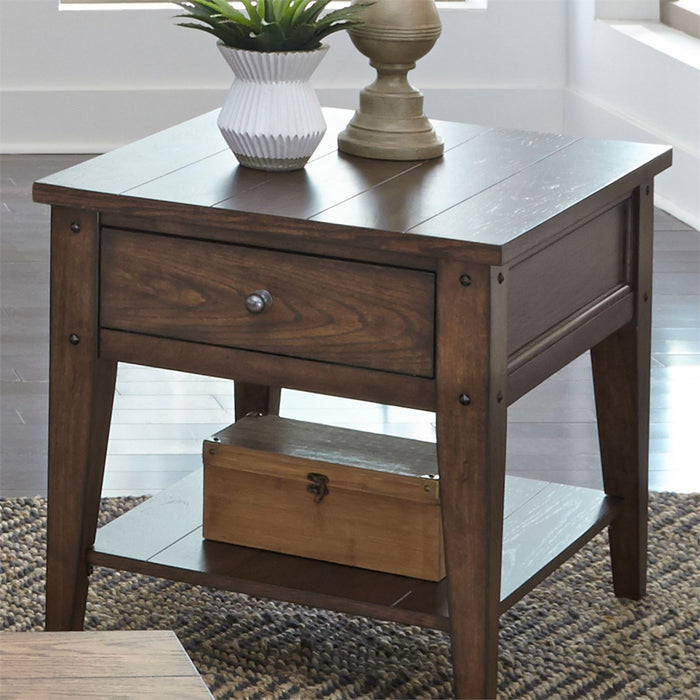 Liberty Furniture | Occasional End Table in Richmond Virginia 8310