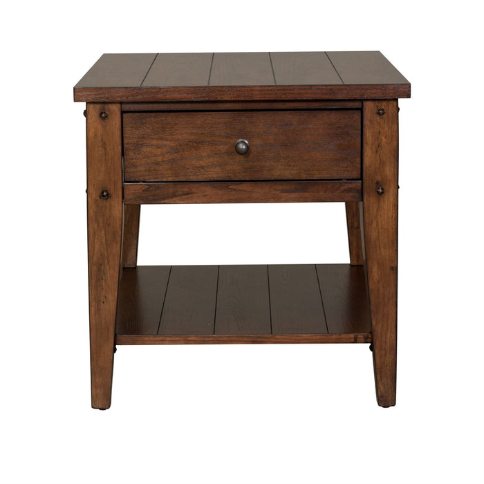 Liberty Furniture | Occasional End Table in Richmond Virginia 8309