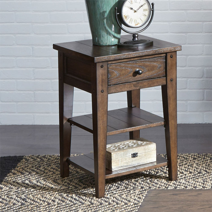 Liberty Furniture | Occasional Chair Side Table in Richmond Virginia 8322