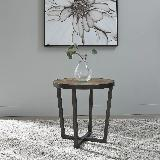 Liberty Furniture | Occasional Round End Table in Richmond,VA 16993