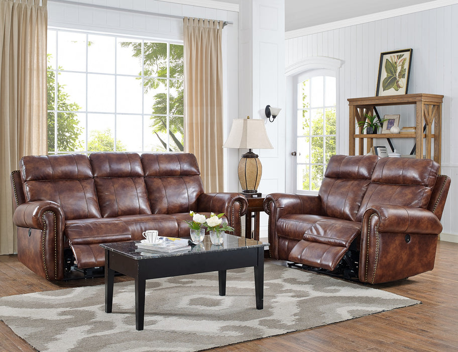 New Classic Furniture | Living Recliner Power 2 Piece Set in Pennsylvania 6140