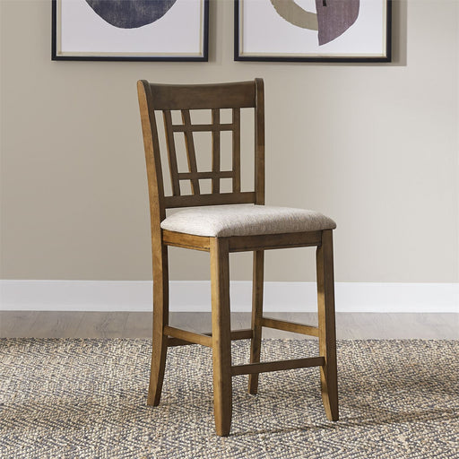 Liberty Furniture | Casual Dining 24 Inch Lattice Back Counter Chair in Richmond,VA 18925