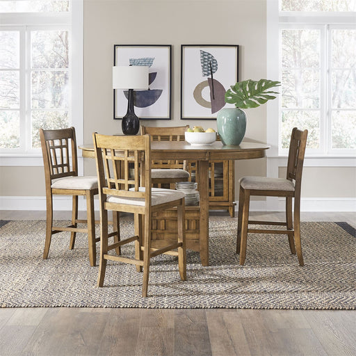 Liberty Furniture | Casual Dining 5 Piece Pub Sets in Richmond,VA 18930