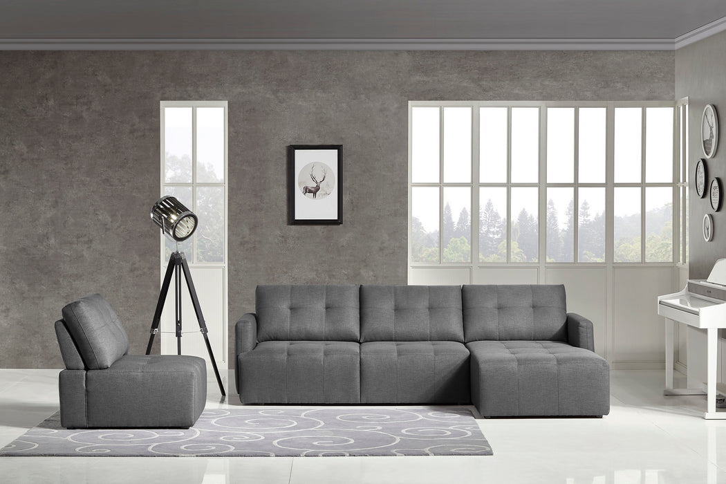 New Classic Furniture | Living Sectional in New Jersey, NJ 6384