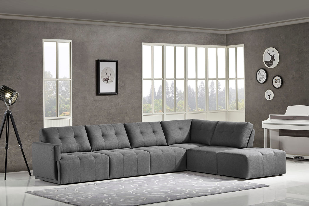 New Classic Furniture | Living Sectional in New Jersey, NJ 6389