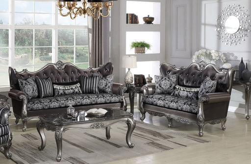 New Classic Furniture | Living 2 Piece Set in Pennsylvania 6504