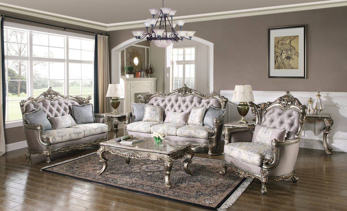 New Classic Furniture |  Living 3 Piece Set in Pennsylvania 6545