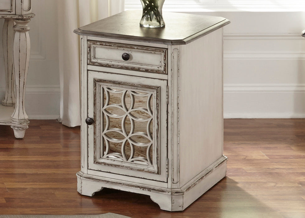 Liberty Furniture | Occasional Chair Side Table in Richmond VA 1320