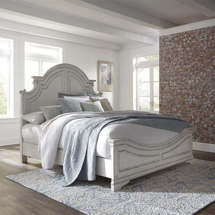 Liberty Furniture | Bedroom King Panel 4 Piece Bedroom Set in Pennsylvania 5947