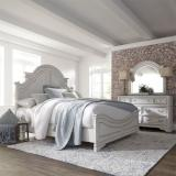 Liberty Furniture |  Bedroom Queen Panel 3 Piece Bedroom Set in Frederick, MD 5912