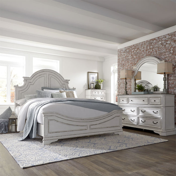 Liberty Furniture | Bedroom Queen Panel 4 Piece Bedroom Set in New Jersey, NJ 5925