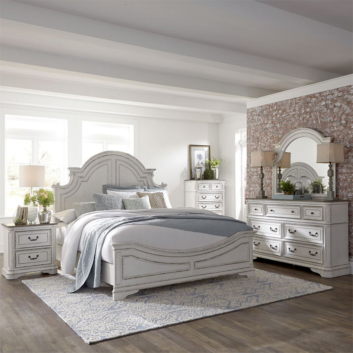 Liberty Furniture | Bedroom Queen Panel 5 Piece Bedroom Set in Pennsylvania 5953