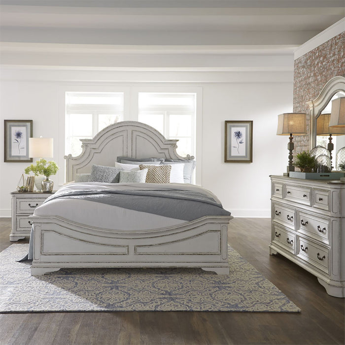 Liberty Furniture | Bedroom King Panel 4 Piece Bedroom Set in Pennsylvania 5946