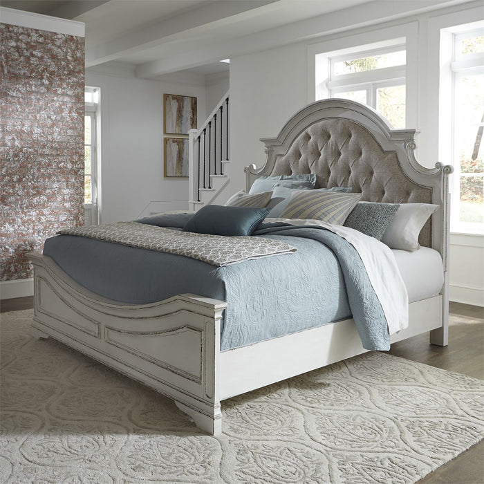 Liberty Furniture | Bedroom Queen Uph 4 Piece Bedroom Set in Pennsylvania 5857