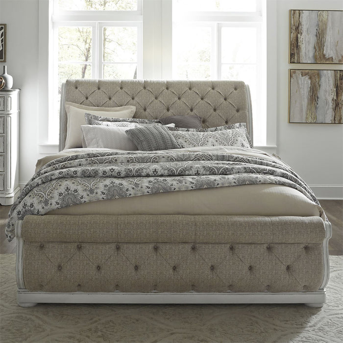 Liberty Furniture | Bedroom Queen Uph Sleigh Bed in Frederick, Maryland 5786
