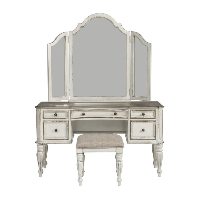 Liberty Furniture | Bedroom 3 Piece Vanity Set in Charlottesville, Virginia 5764