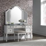 Liberty Furniture | Bedroom 3 Piece Vanity Set in Charlottesville, Virginia 5762