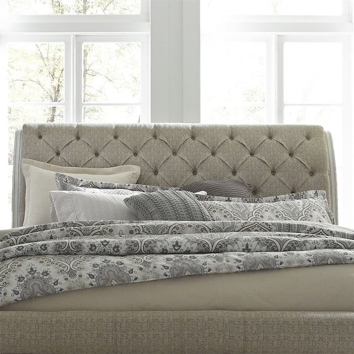 Liberty Furniture | Bedroom Queen Uph Sleigh Bed in Frederick, Maryland 5787