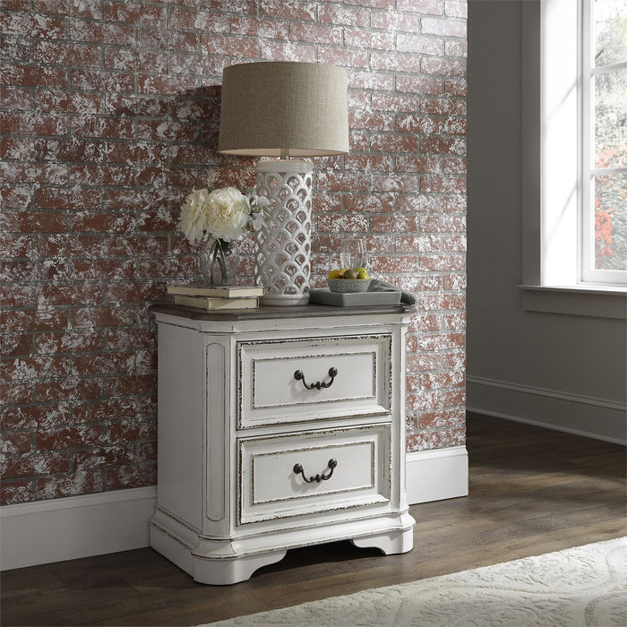Liberty Furniture | Bedroom Queen Uph 4 Piece Bedroom Set in Pennsylvania 5861