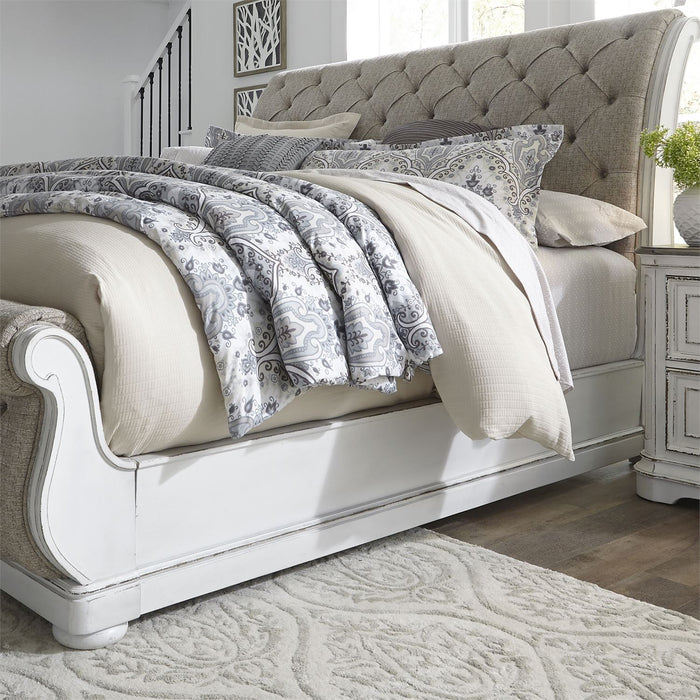 Liberty Furniture | Bedroom Queen Uph Sleigh Bed in Frederick, Maryland 5789