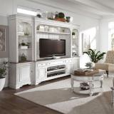 Liberty Furniture | Entertainment Center with Piers in New Jersey, NJ 7627