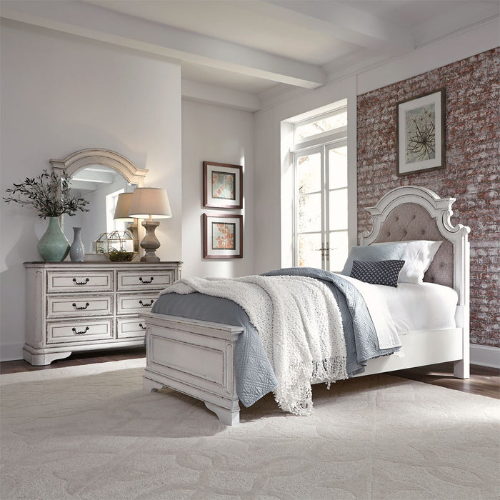 Liberty Furniture | Youth Bedroom Twin Upholstered 3 Piece Bedroom Sets Frederick, MD 711