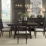 Liberty Furniture | Casual Dining 5 Piece Trestle Table Set in Frederick, Maryland 3797