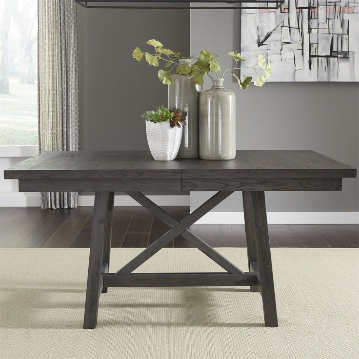 Liberty Furniture | Casual Dining 7 Piece Trestle Table Set in Annapolis, Maryland 3803