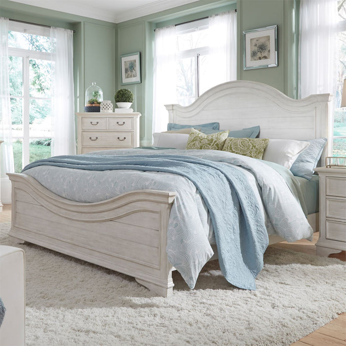 Bayside Bedroom Queen Panel Bed
