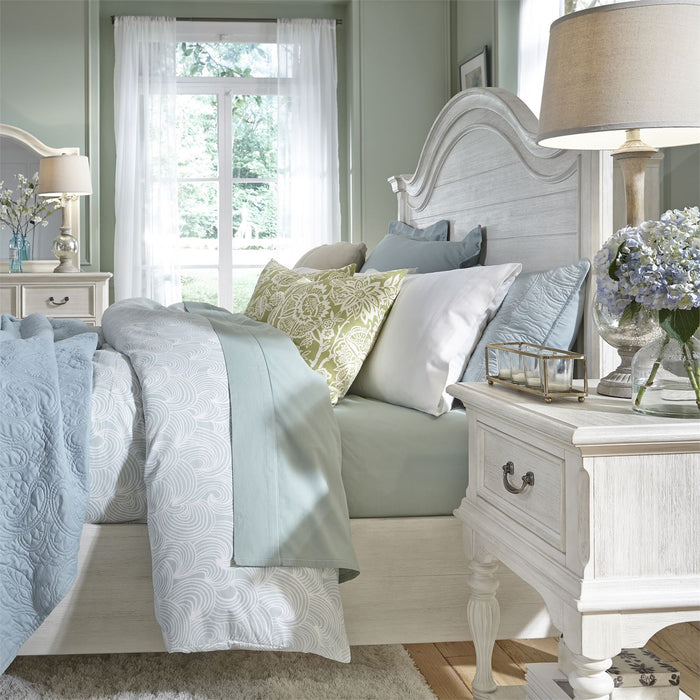 Liberty Furniture | Bedroom Queen Panel Bed in Charlottesville, Virginia 4187
