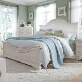 Liberty Furniture | Bedroom Queen Panel Bed in Charlottesville, Virginia 4184