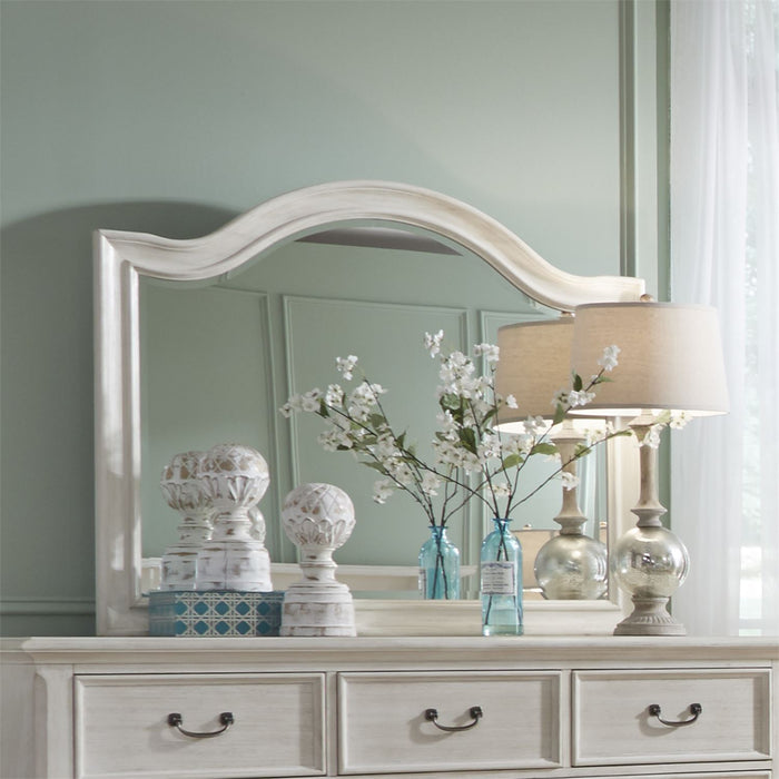 Liberty Furniture | Bedroom Arched Mirror in Richmond Virginia 4173