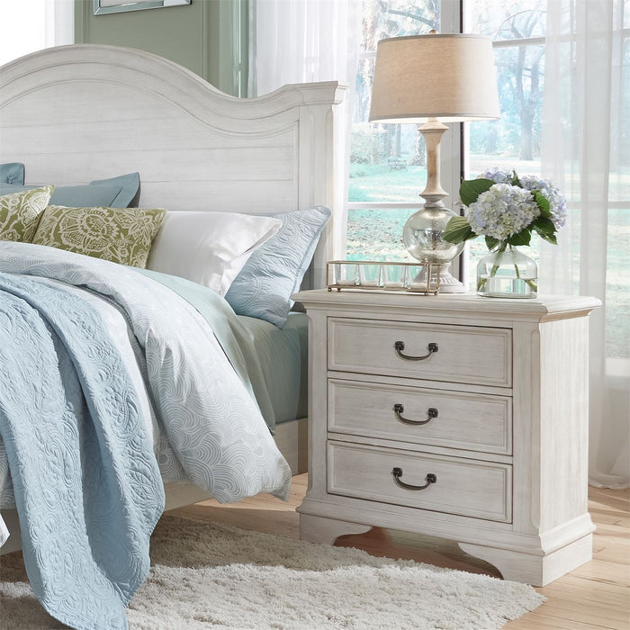 Liberty Furniture | Bedroom 3 Drawer Night Stand in Richmond Virginia 4159