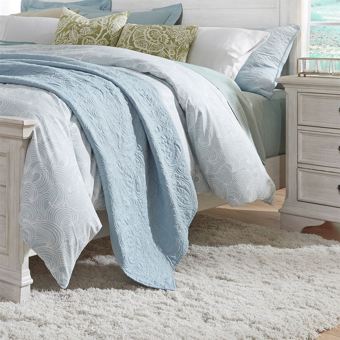 Liberty Furniture | Bedroom Queen Panel Bed in Charlottesville, Virginia 4193