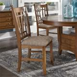 Liberty Furniture | Casual Dining Mission Side Chairs in Richmond Virginia 12153